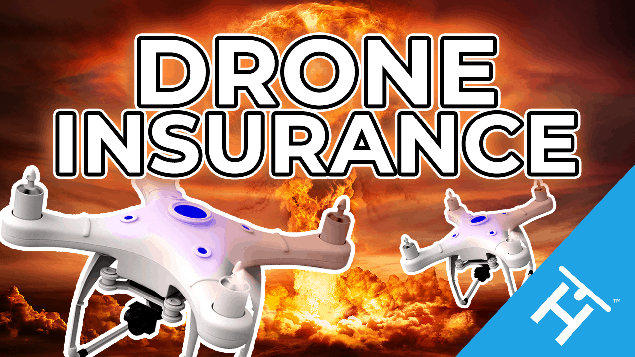 Drone Insurance: The Ultimate Guide (2018)