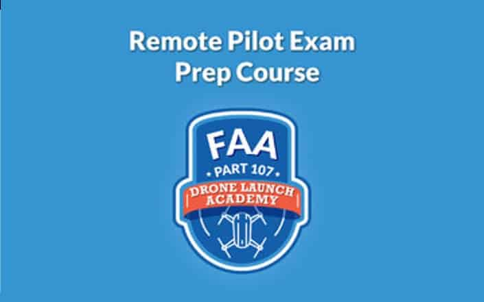 Remote Pilot Exam Prep Course FAA Part 107 Drone Launch Academy | Drone Launch Academy | Lakeland, FL | Get Licensed To Fly Drones Commercially | Launch Your Drone Business!