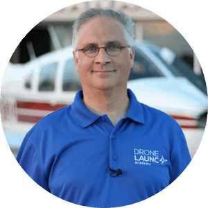 Col. Don Berchoff (USAF Ret.) | Drone Launch Academy | Lakeland, FL | Get Licensed To Fly Drones Commercially | Launch Your Drone Business!