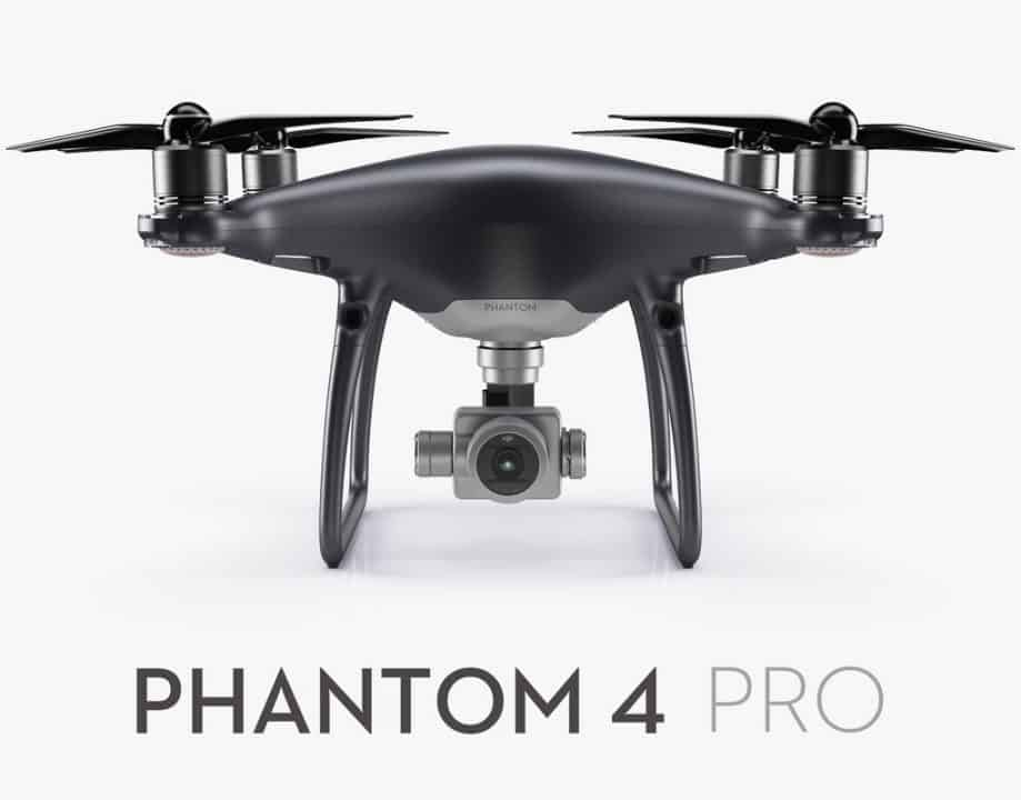 DJI Phantom 4 Pro – Intuitive but Simple